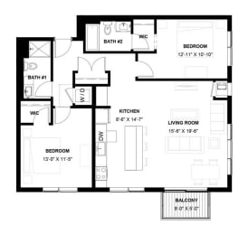 Floor Plan CERULEAN