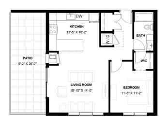 Floor Plan CRIMSON