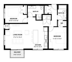 Floor Plan CYAN