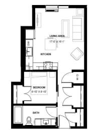 Floor Plan LAVENDER