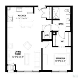 Floor Plan MAGENTA 2
