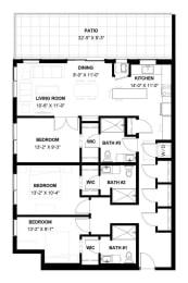 Floor Plan ONYX
