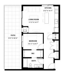 Floor Plan SCARLET