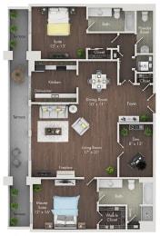 Floor Plan C11