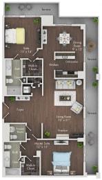 Floor Plan C12