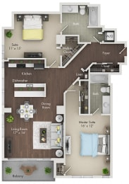 Floor Plan C5