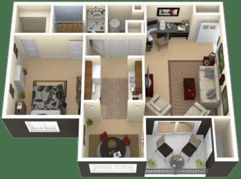 Floor Plan The Abbey