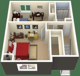 Floor Plan The Buckingham