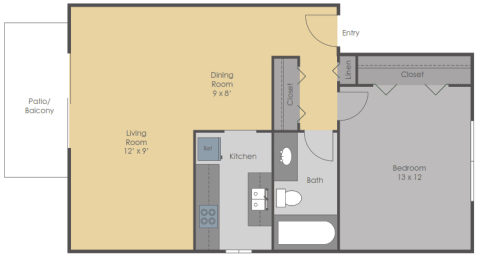 Floor Plan Alden