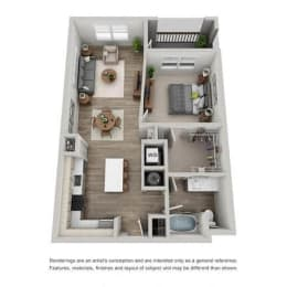 Floor Plan Allegro