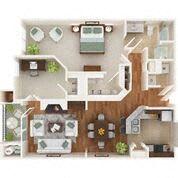 Floor Plan The McDonough