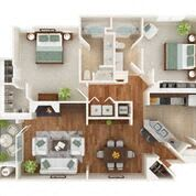 Floor Plan The Stevenson