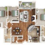 Floor Plan The Woodholme