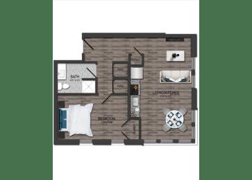 Floor Plan AA14