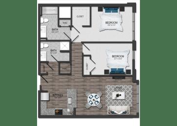 Floor Plan BC08