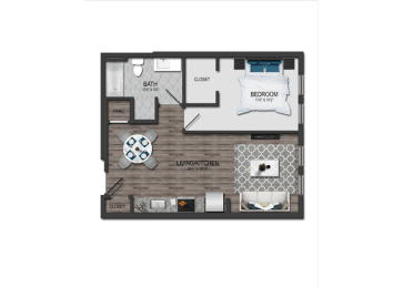 Floor Plan AA03