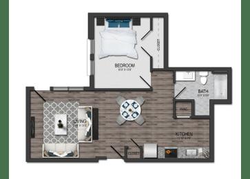 Floor Plan AA25