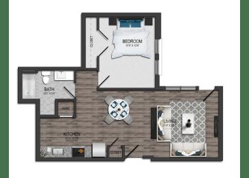 Floor Plan AA22