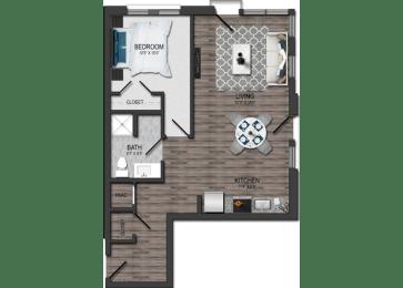 Floor Plan AA21