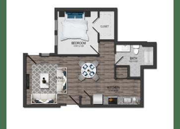 Floor Plan AA10