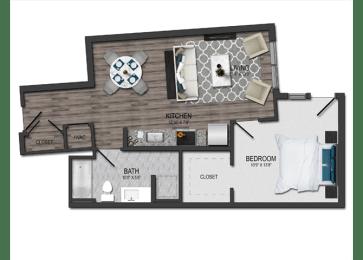 Floor Plan AA18