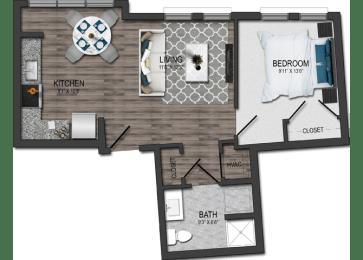 Floor Plan AA42