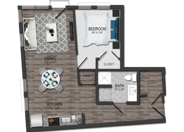 Floor Plan AA08