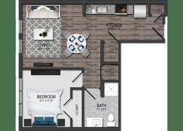 Floor Plan AA06