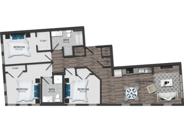 Floor Plan CC01