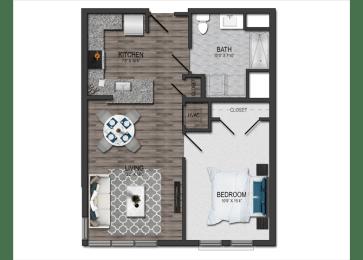 Floor Plan AA23