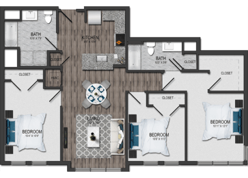 Floor Plan CC03