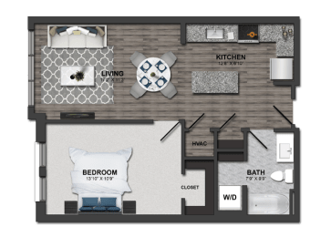Floor Plan AA19