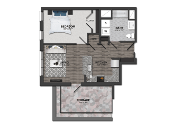 Floor Plan AA16