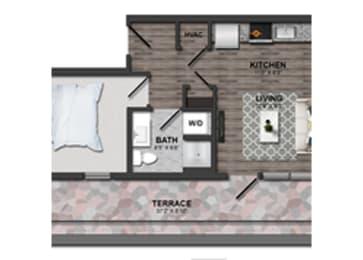 Floor Plan AA01