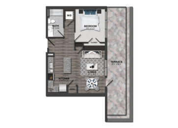 Floor Plan AA09