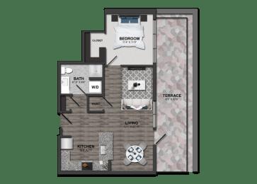 Floor Plan AA11