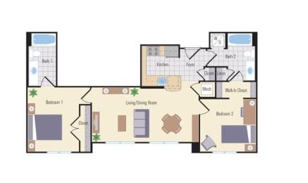 Floor Plan BC3
