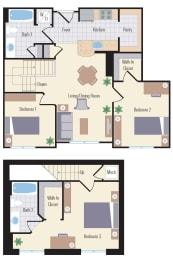 Floor Plan CC1