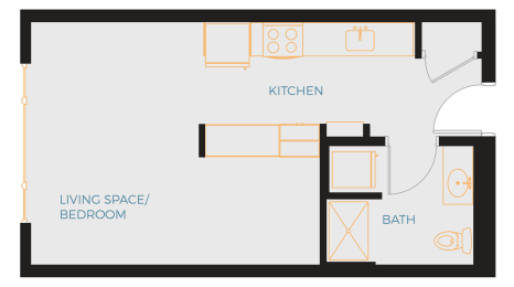 Kellogg Floor Plan, opens a dialog