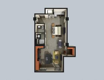Floor Plan Bigelow