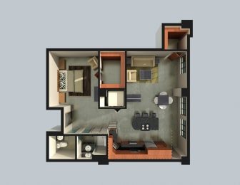 Floor Plan Jackson