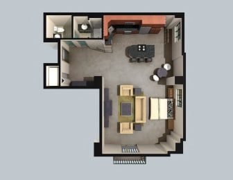 Floor Plan Logan