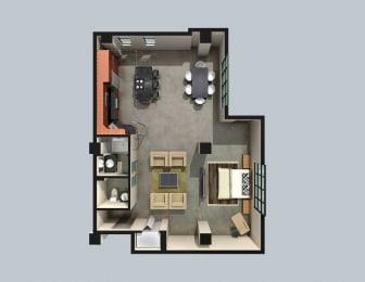 Floor Plan Ironside