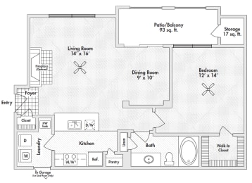 75305 one bedroom apartments, opens a dialog