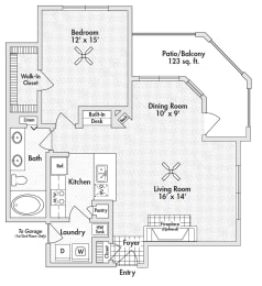 frisco tx one bedroom apartments, opens a dialog