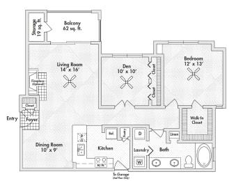 frisco one bedroom apartments
