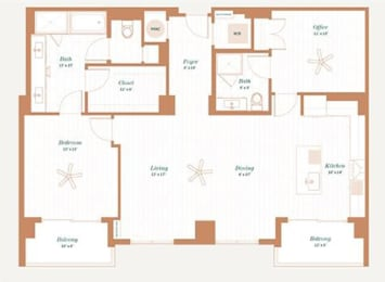 Floor Plan Beech