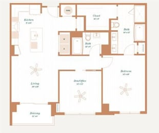 Floor Plan Cypress