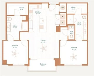 Floor Plan Poplar