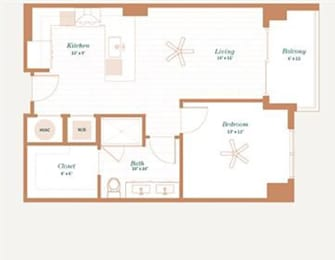 Floor Plan Redbud